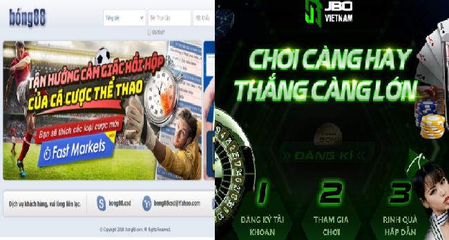 So sanh nha cai bong88 vs Jbo