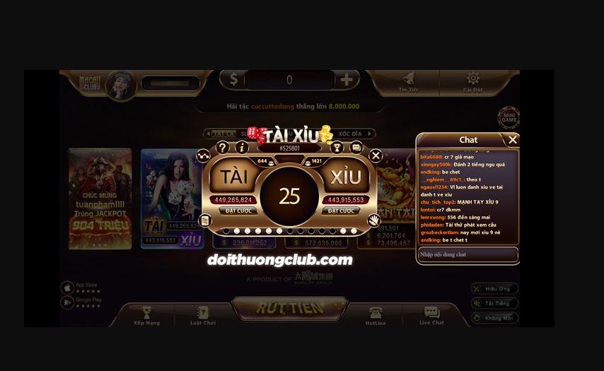 Cach choi game tai ZoWin tren App di dong